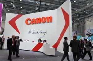 Canon en Drupa 2016