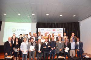 Premios Letra ORO 2016