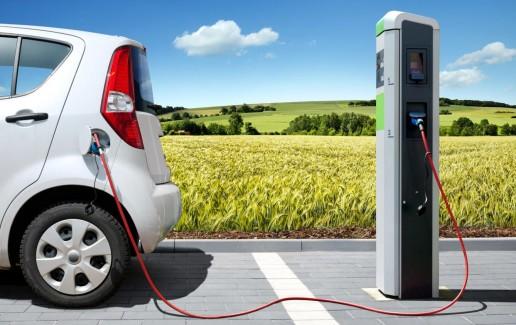 coche eléctrico en tu empresa