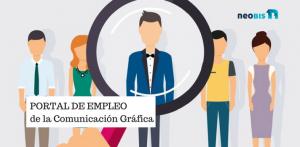 portal de empleo de la comunicación gráfica neobis