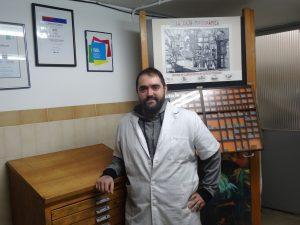 Daniel Arroyo Salesianos de Atocha