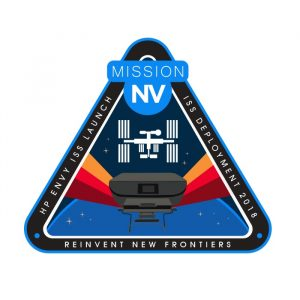 NASA HP ENVY Zero-Gravity
