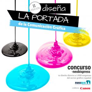 segunda edición concurso neobispress diseña la portada de la comunicación gráfica