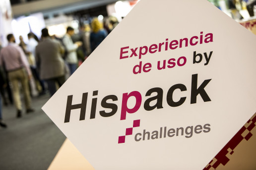 Hispack 2018 packaging