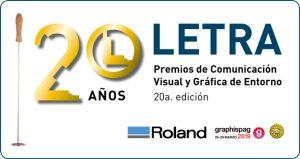 Premios Letra banner
