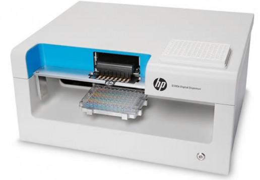 bioimpresora HP