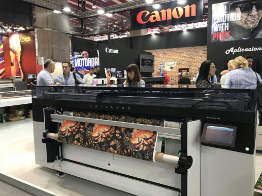 canon cprint oce colorado 1650