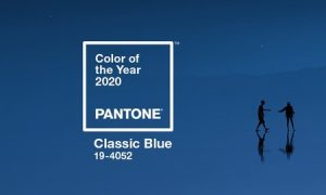 color pantone 2020 classic blue